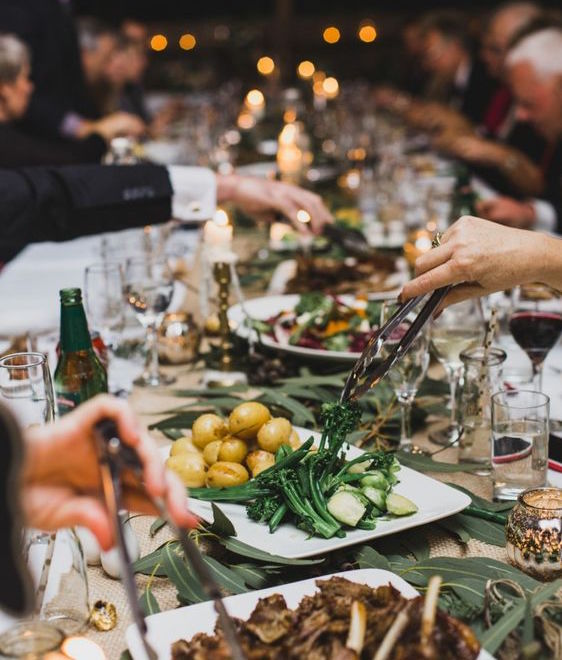 10 things to consider for your wedding reception